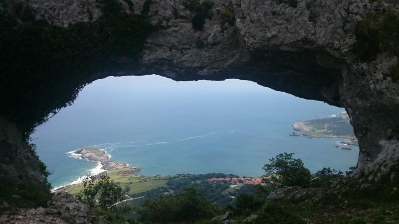 La Costa de Cantábria. Sendero del Mineral y Hoyas de Solpico