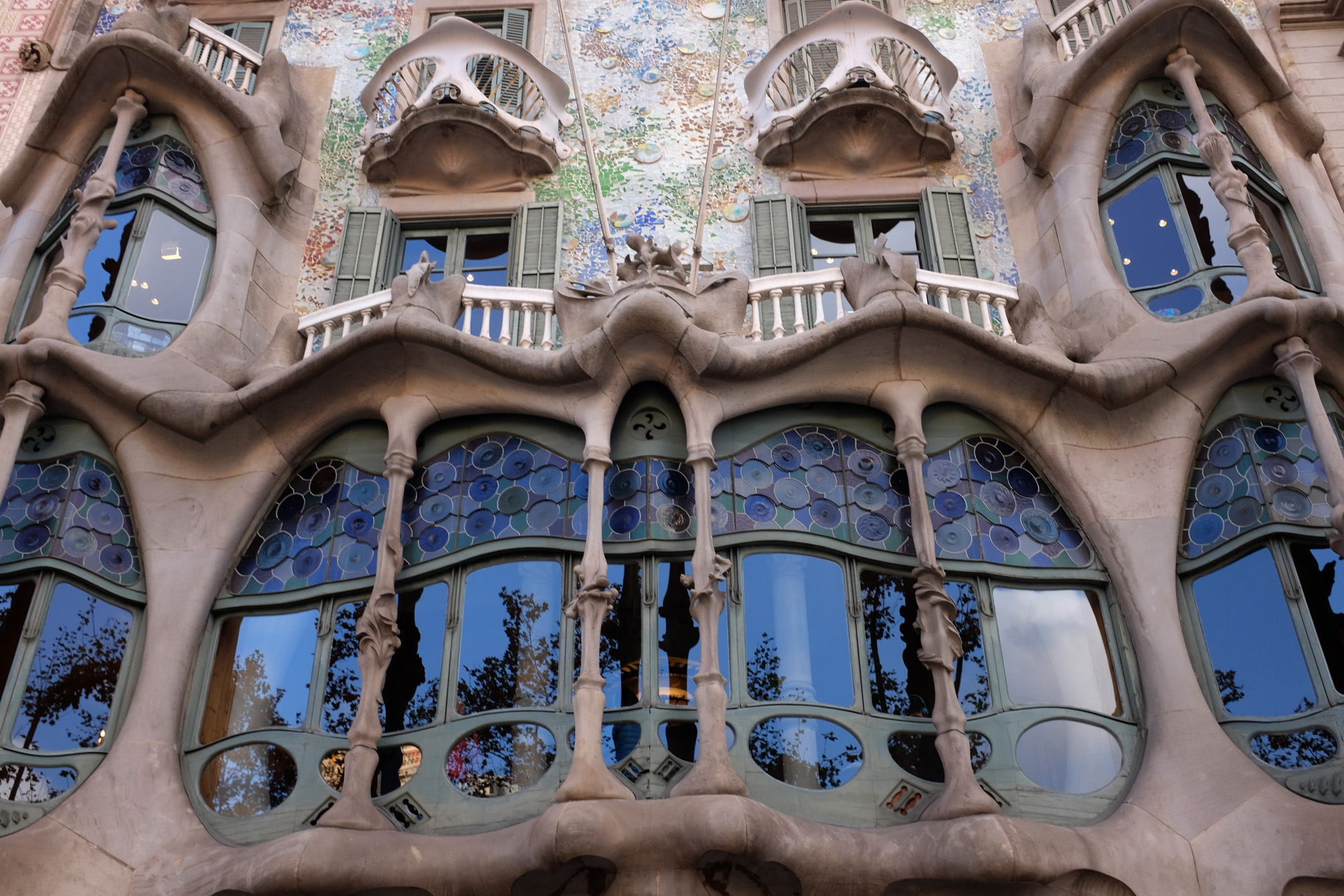 Arquitectura modernista-Barcelona
