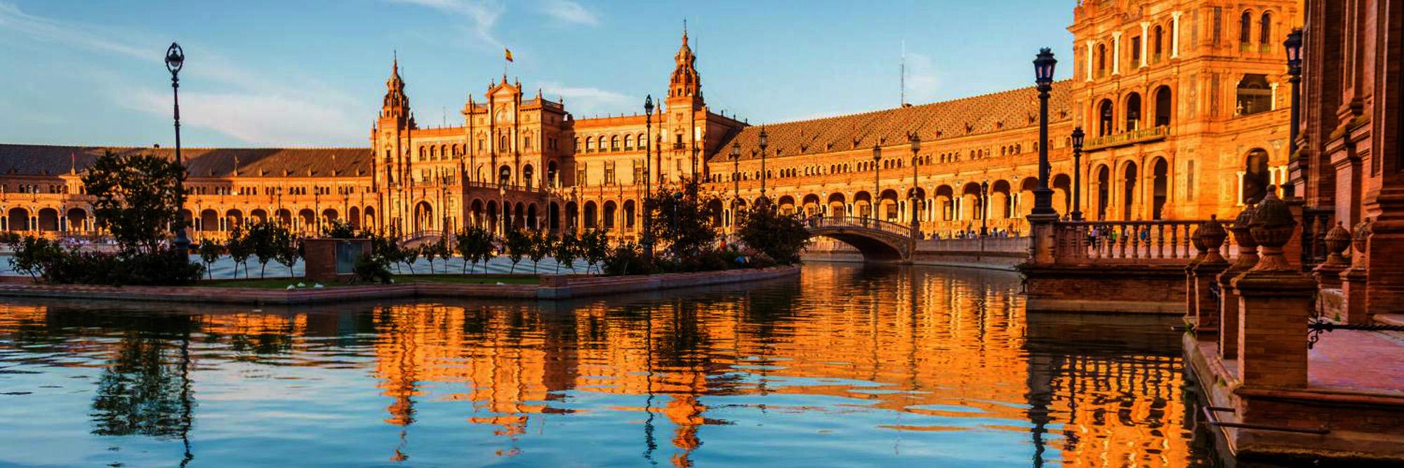 Plaza de España-Sevilla