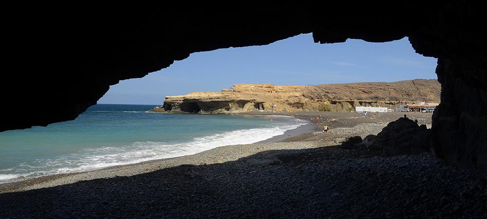 Playa de Ajuy-Fuerteventura