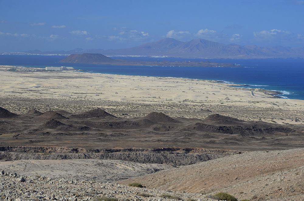 Corralejo Lanzarote-Fuerteventura