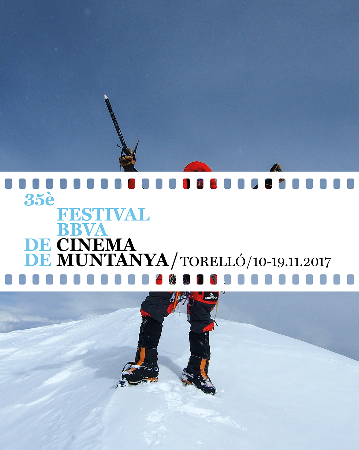 35 Festival de Cinema de Muntanya de Torelló