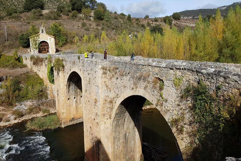 Puente de Pesquera de Ebro, Burgos