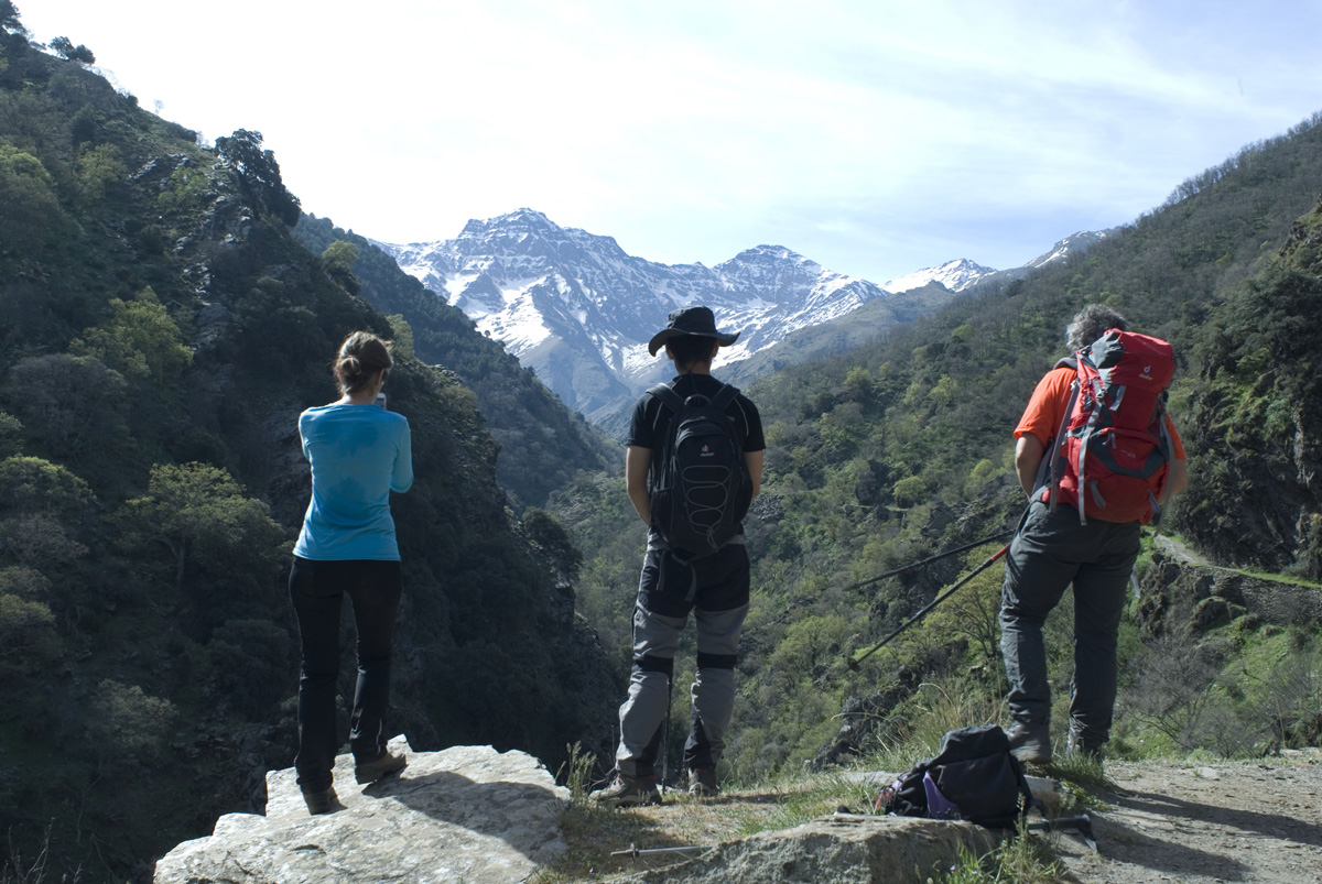 Vereda de la Estrella, Sierra Nevada, Granada