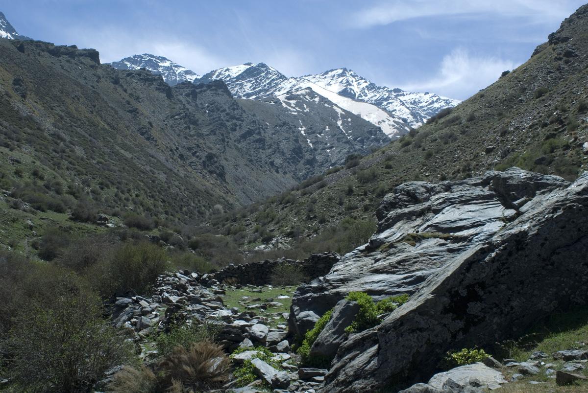 Cueva Secreta-Vereda de la Estrella, Sierra Nevada, Granada