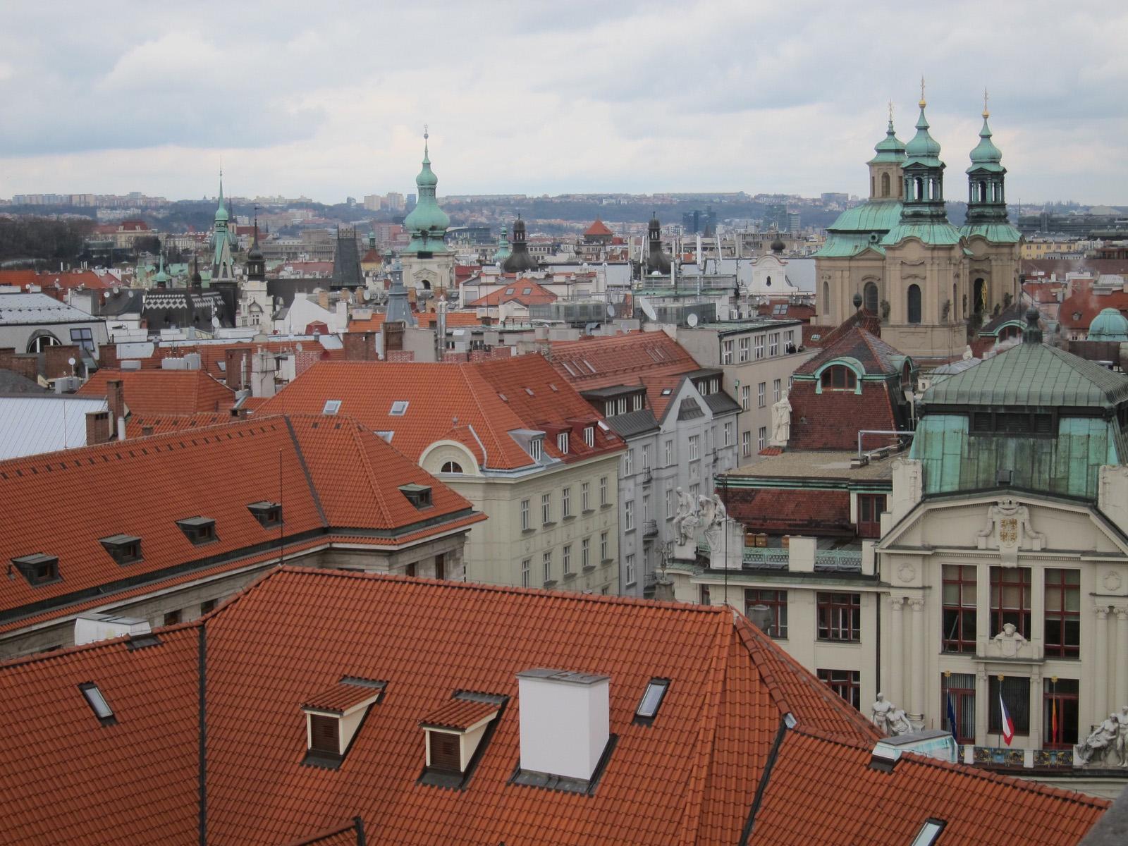 Ciudad de Praga-Republica Checa