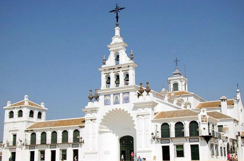 Ermita del Rocío- Huelva