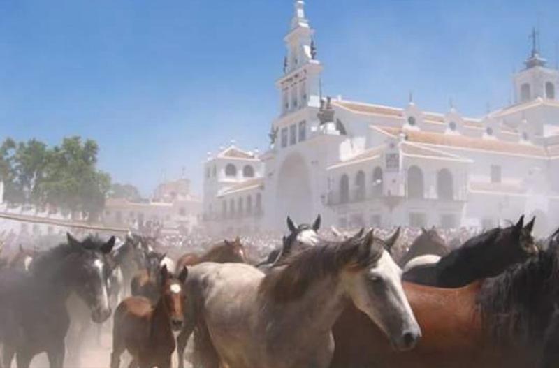 Ermita del Rocío-Huelva