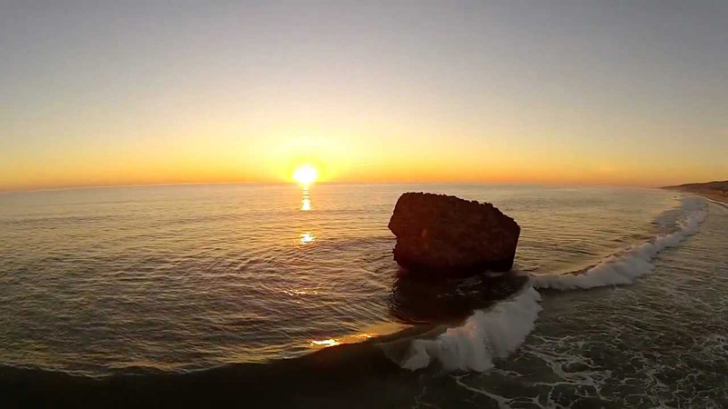 Playa del Asperillo-Matalascañas-Huelva