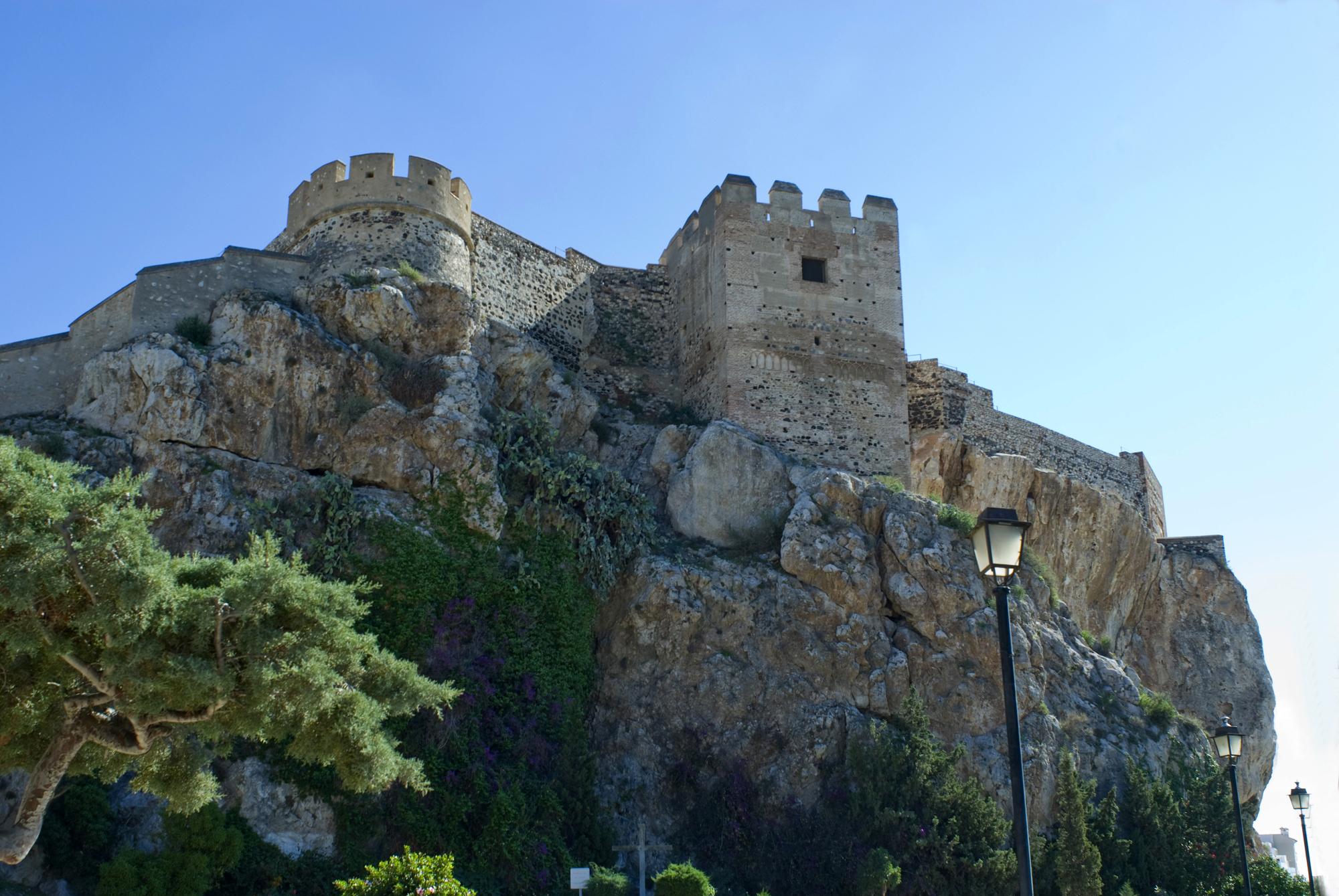 Fortaleza de Salobreña-Granada