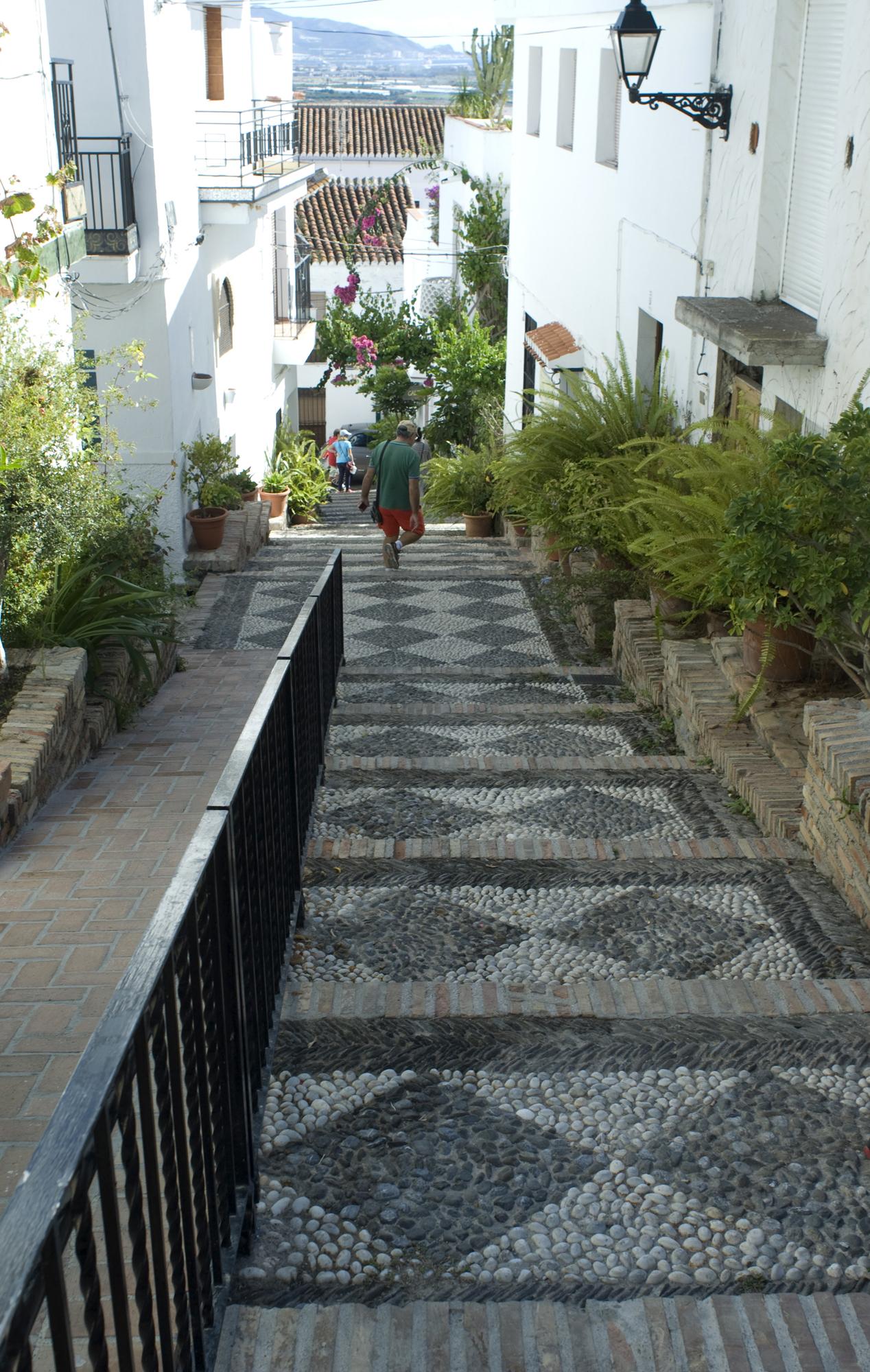 Calle de Salobreña, Granada