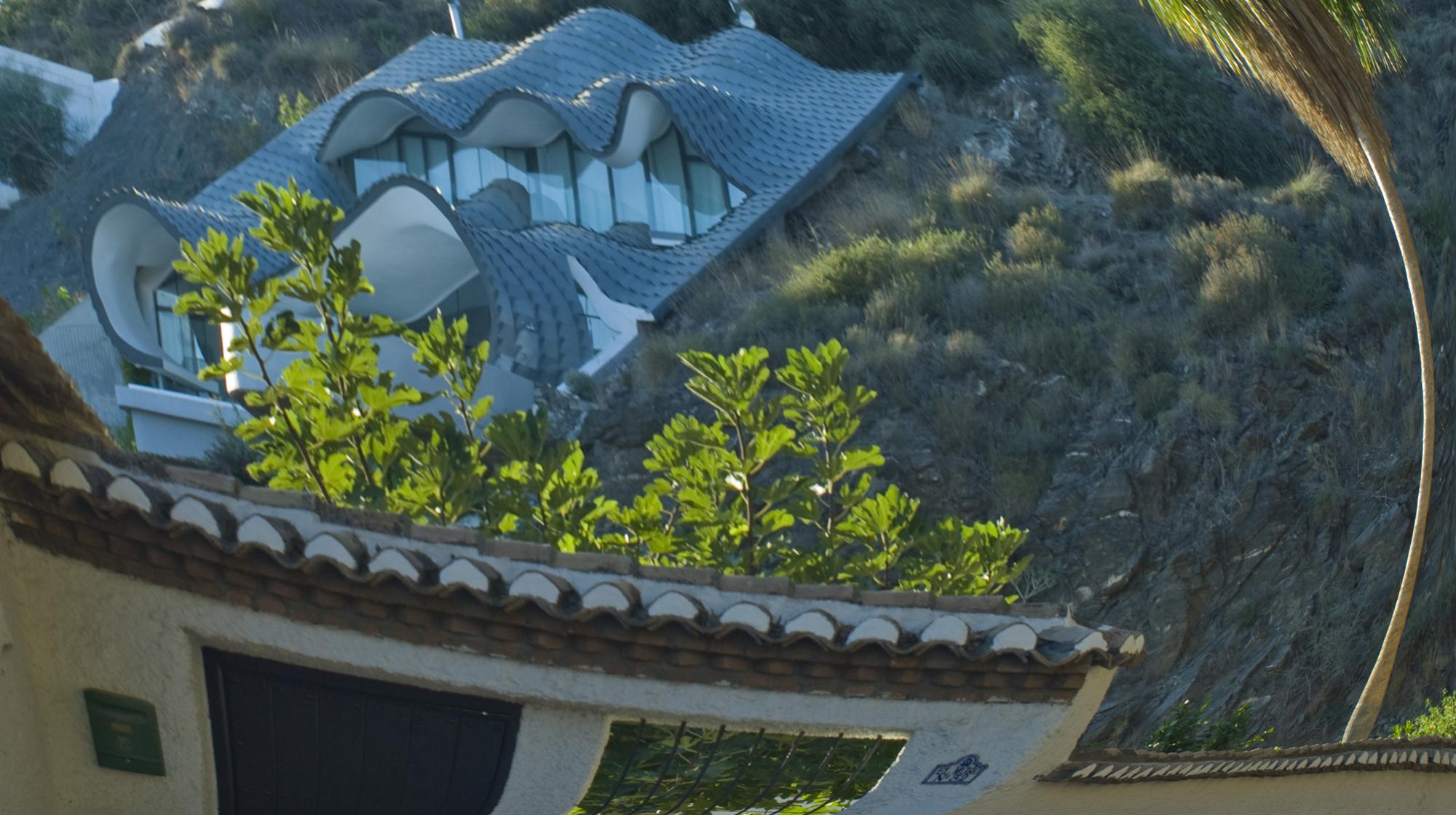 Construcciones modernistas en la Costa Tropical de Granada