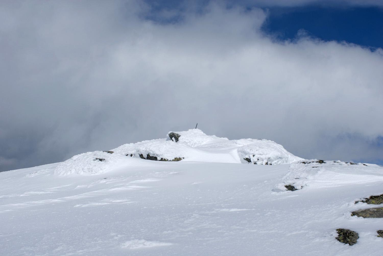 Pico Meapoco-Sierra de Gredos