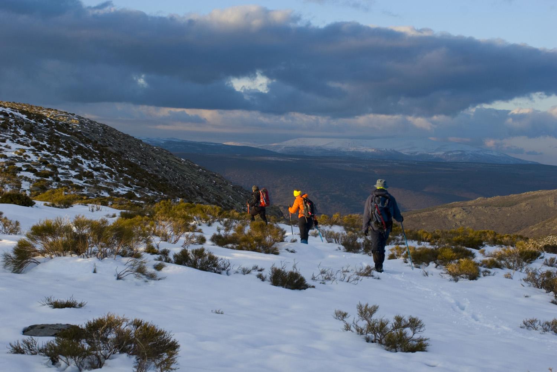 Cuerda del Barquillo-Sierra de Gredos