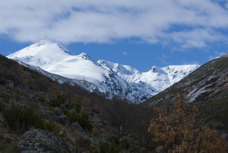 Garganta del Pinar-Cabeza Nevada-Gredos
