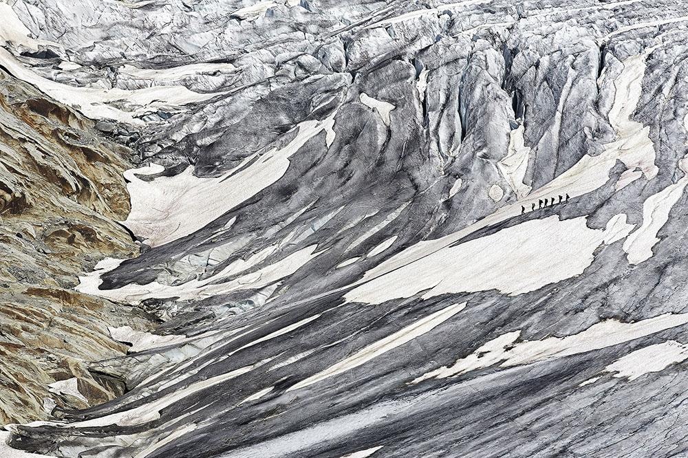RHONE GLACIER - ALESSANDRA MENICONZI (SUIZA) - Mención de Honor: Alpinismo y Deportes de Invierno