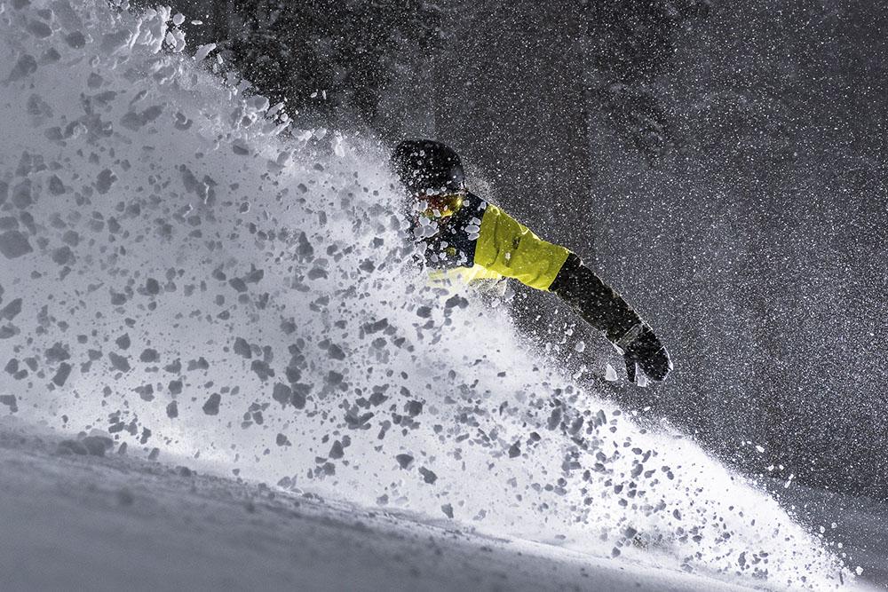 HI-SYNC SNOWBOARDING - MICHAEL CLARK (USA) - Mención de Honor: Alpinismo y Deportes de Invierno