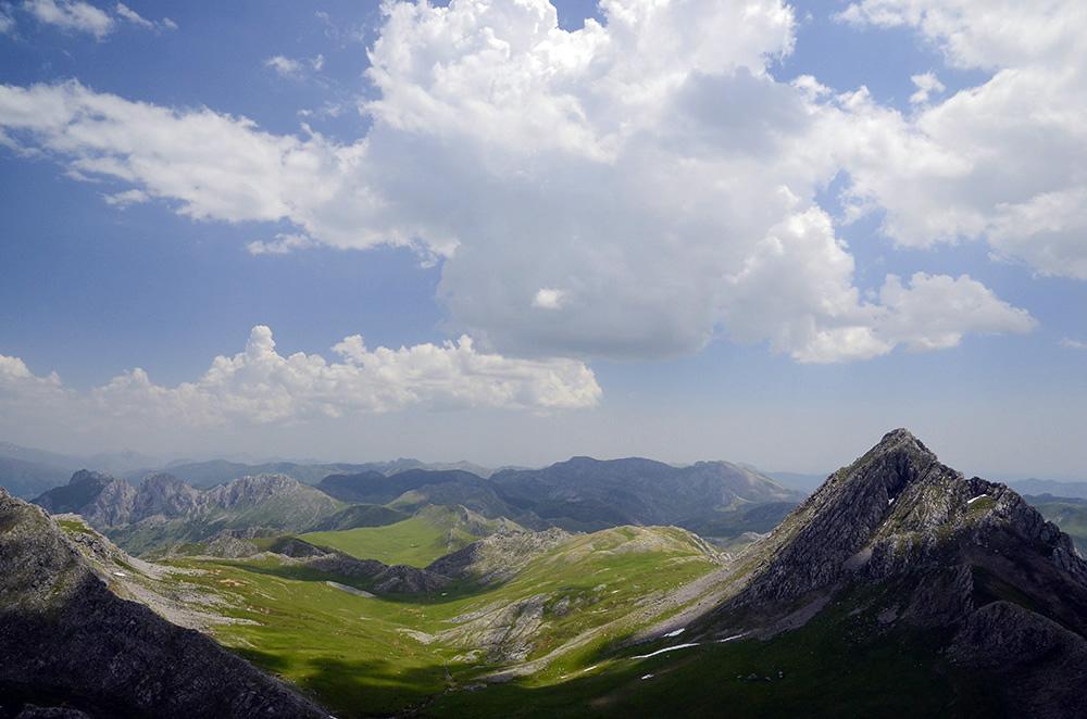 Ubiña Pequeña-Cordillera Cantábrica