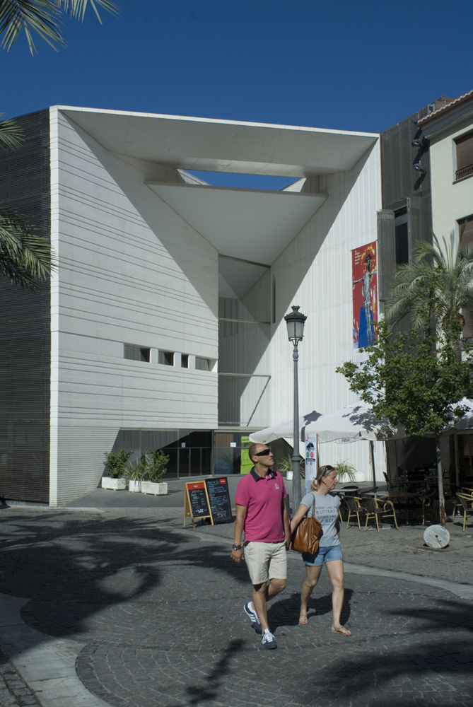 Centro Federico García Lorca-Granada