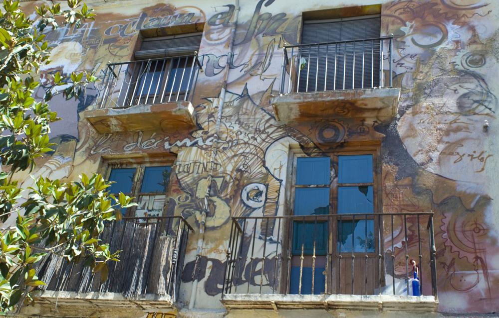 Murales del Barrio del Realejo-Granada