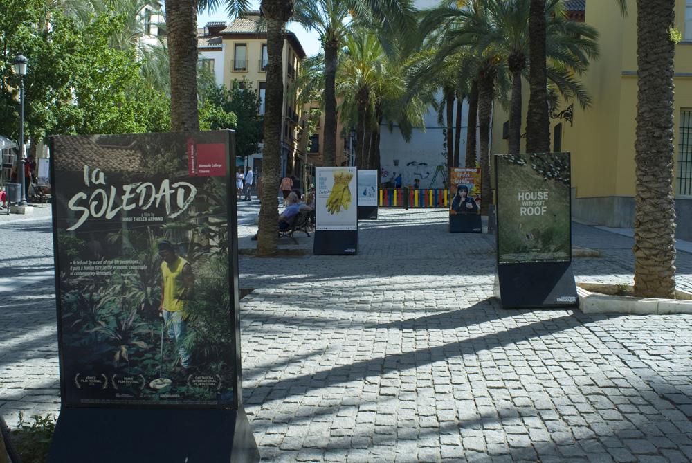 Plaza Romanilla-Granada