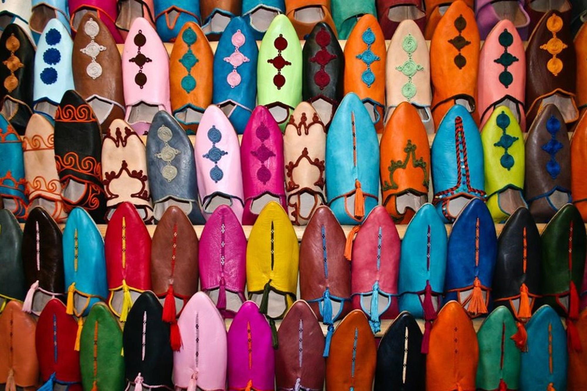 BABUCHAS-Marruecos