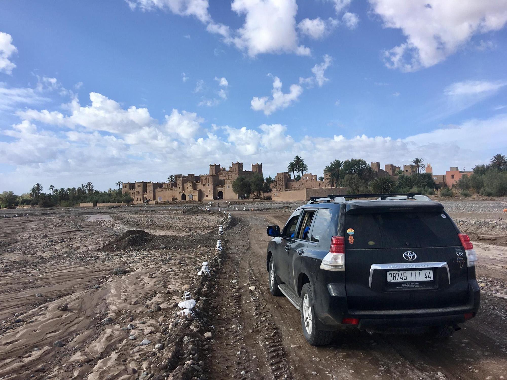KASBAH AMRIDIL-Marruecos