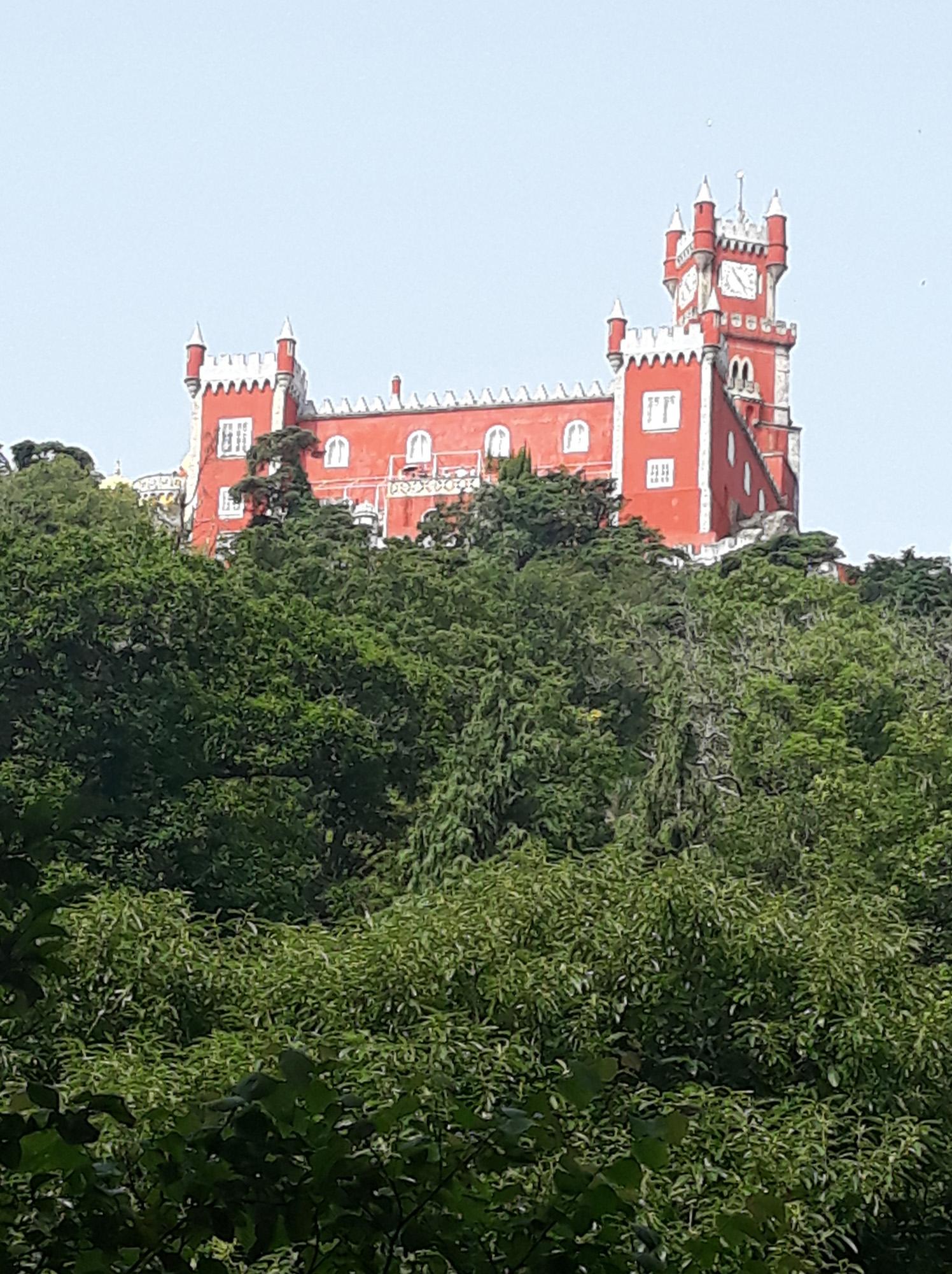 Costa de Portugal. Lisboa-Vigo