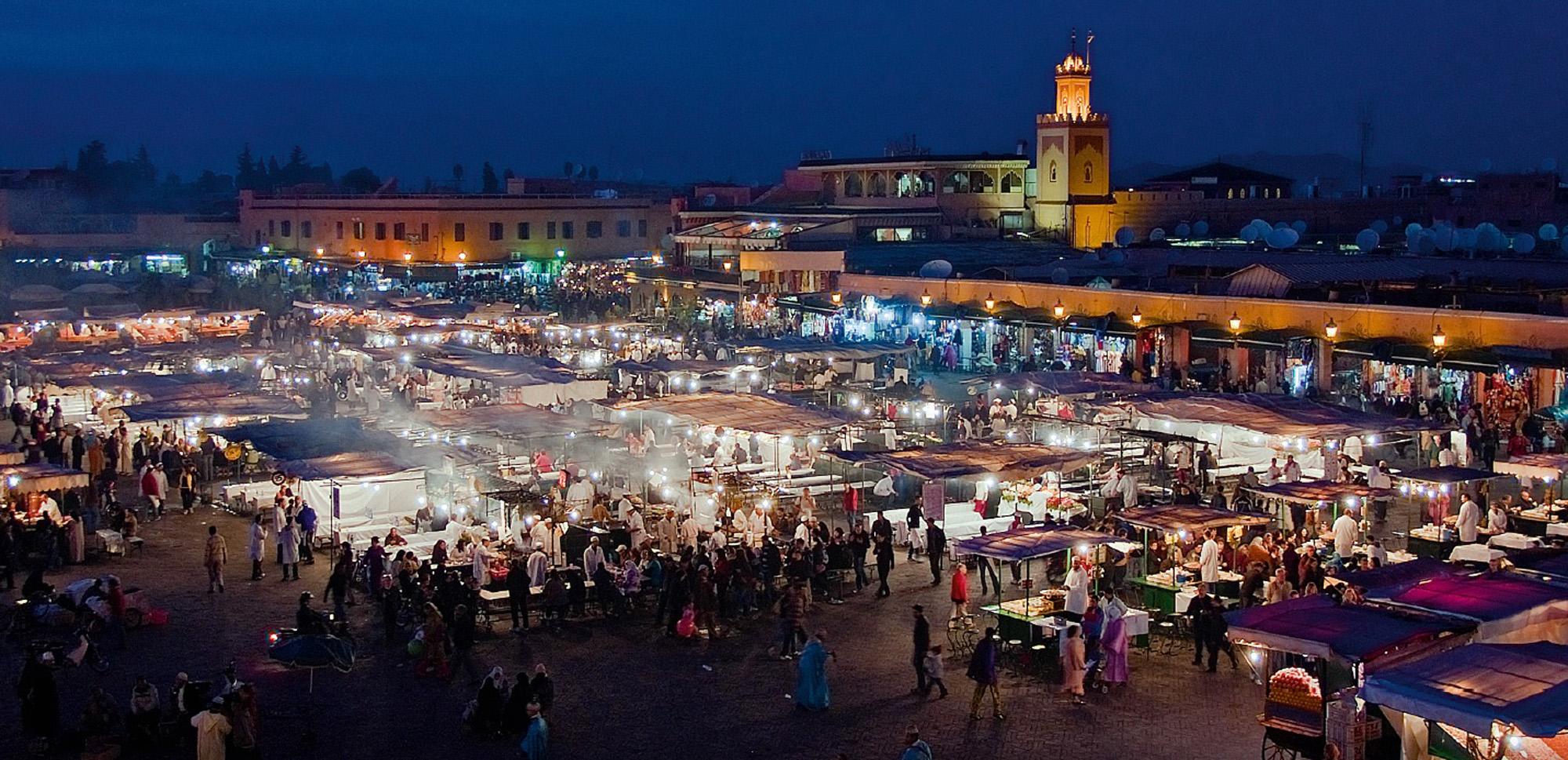 MARRAKECH NIGHT-Marruecos