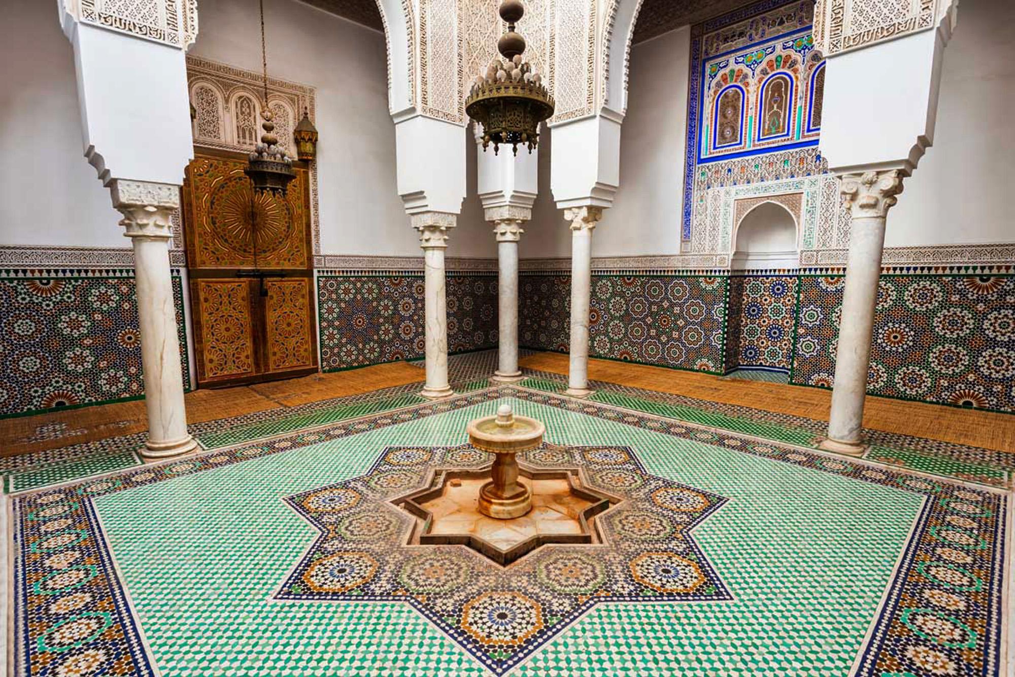 MEKNES-Marruecos