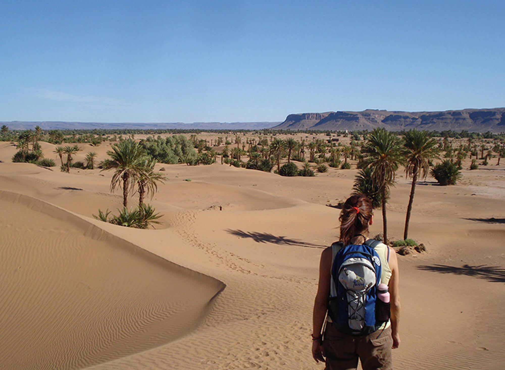 TREKKING MERZOUGA-Marruecos