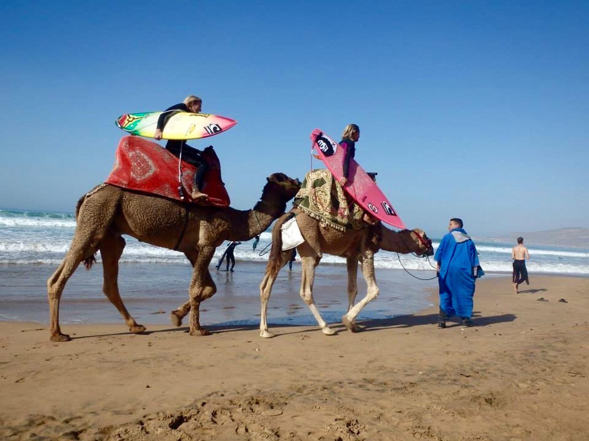 Essouira surf-Marruecos
