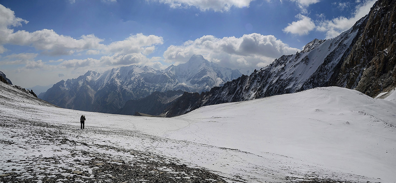 Paso Ak Tubek 4.390m-Kirguistán