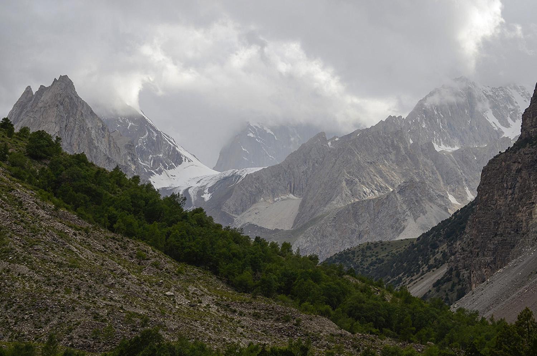 Cordillera Turkestán-Kirguistán