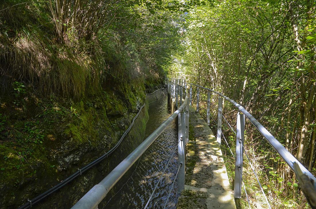 Canal del Urdón-Cantabria