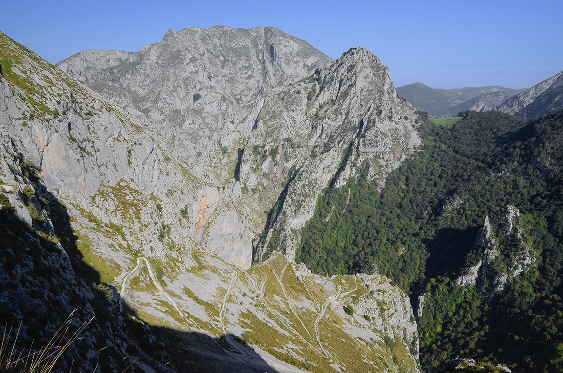 Senda de Tresviso-Cantabria