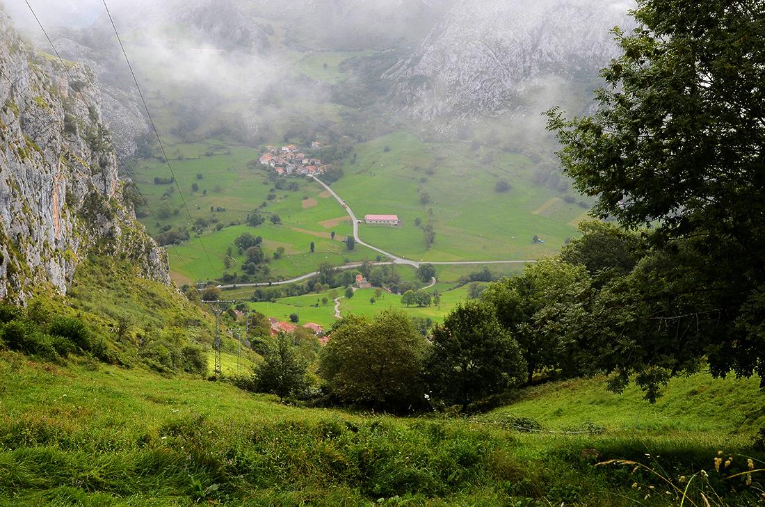 Collado de la Hoja-Cantabria