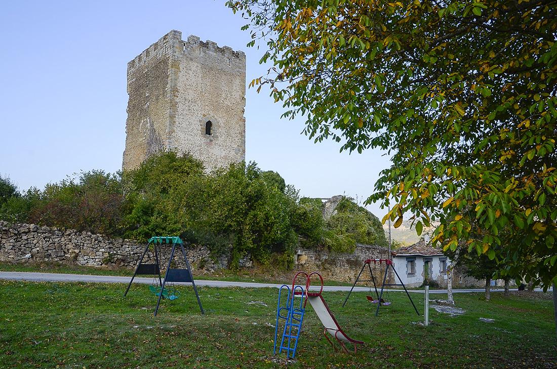 Torre de los Porres-Burgos