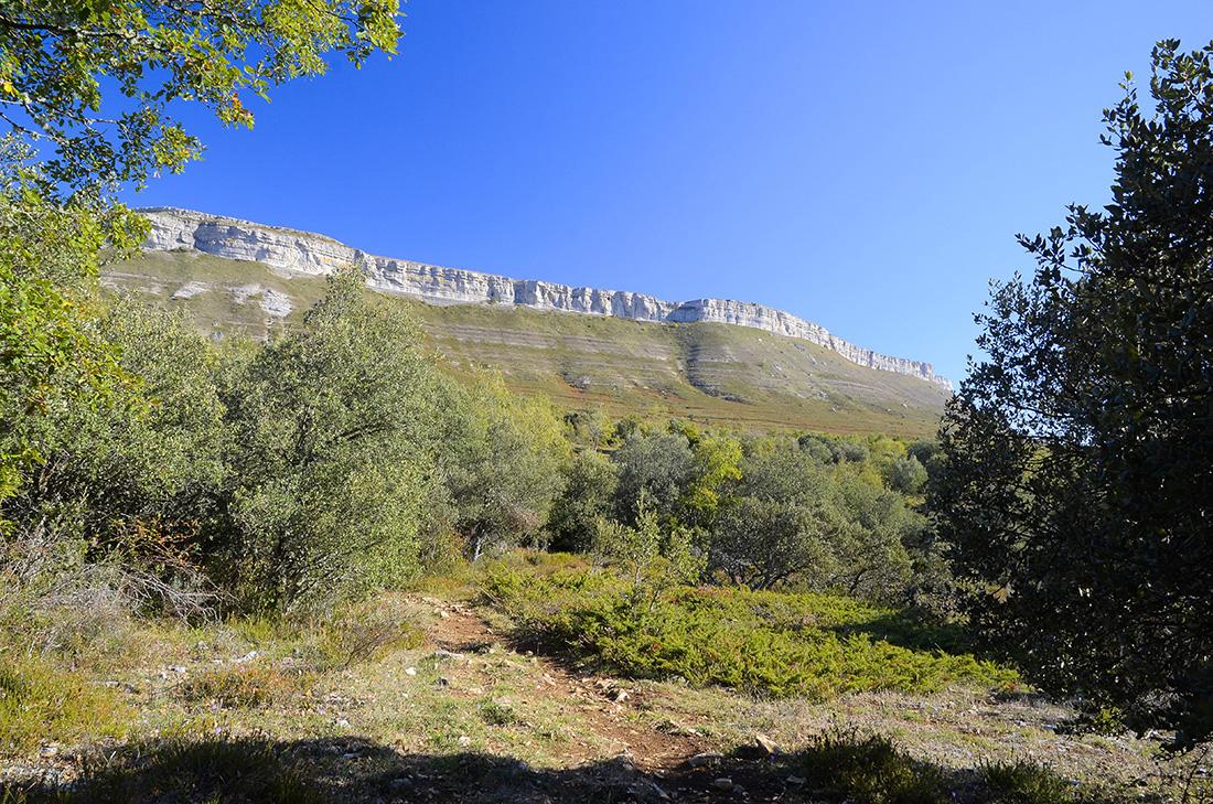 Meseta bajo la Dulla-Burgos
