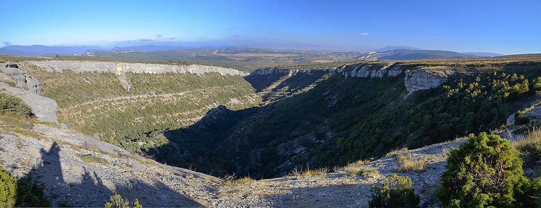 Barranco de la Corza-Burgos