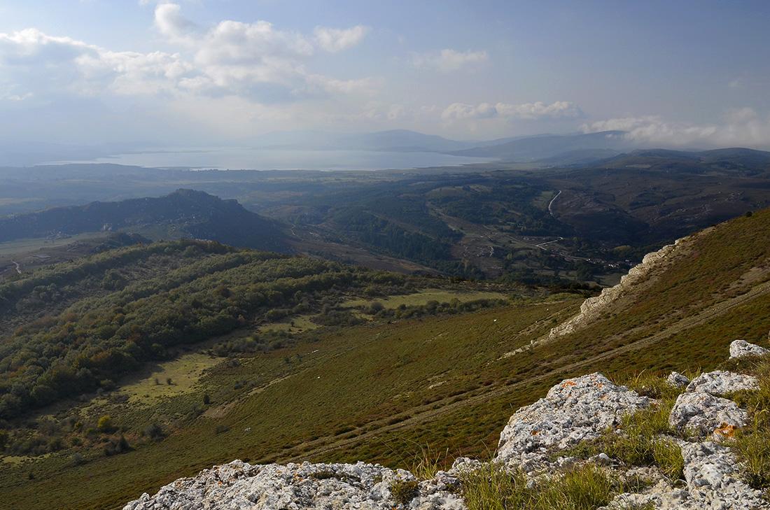 Embalse del Ebro-Burgos