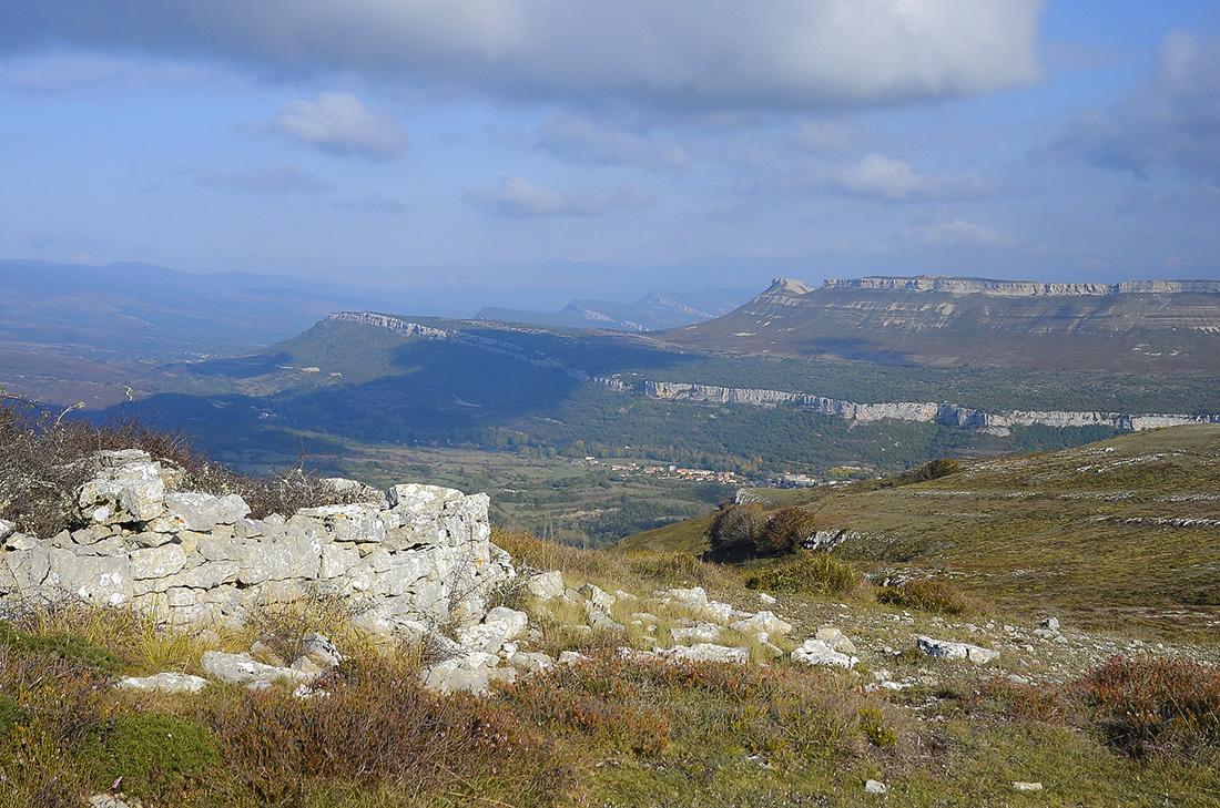 El valle del río Nela-Burgos