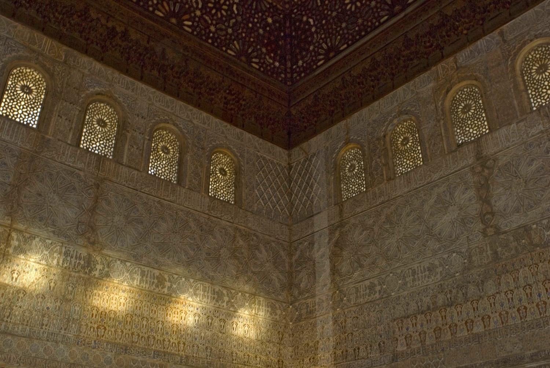 Salón de Embajadores-Alhambra-Granada