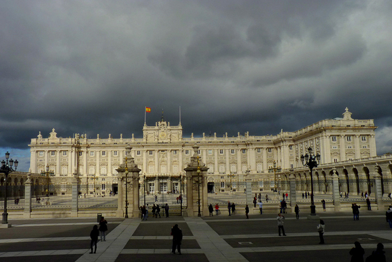 Palacio Real-Madrid