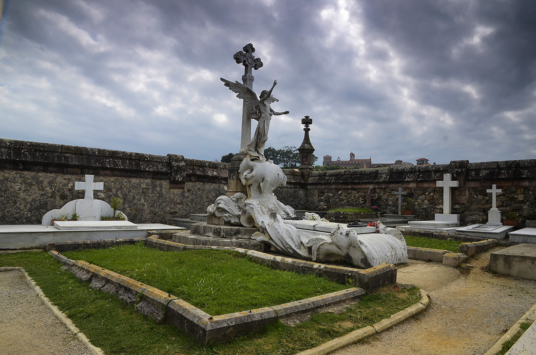 Cementerio de Comillas-Cantabria