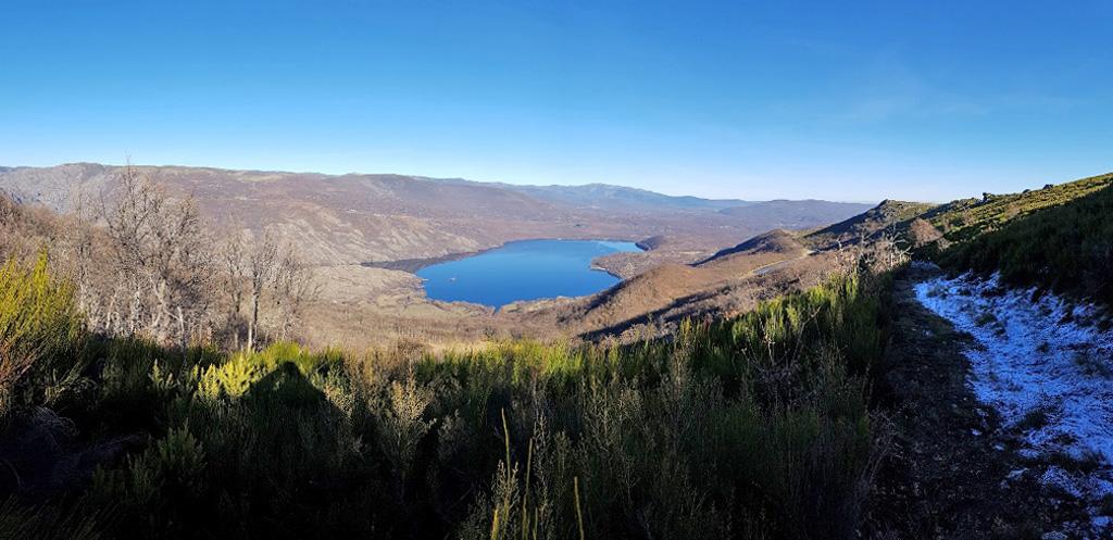 Lago de Sanabria. Parque Natural de Sanabria-Zamora