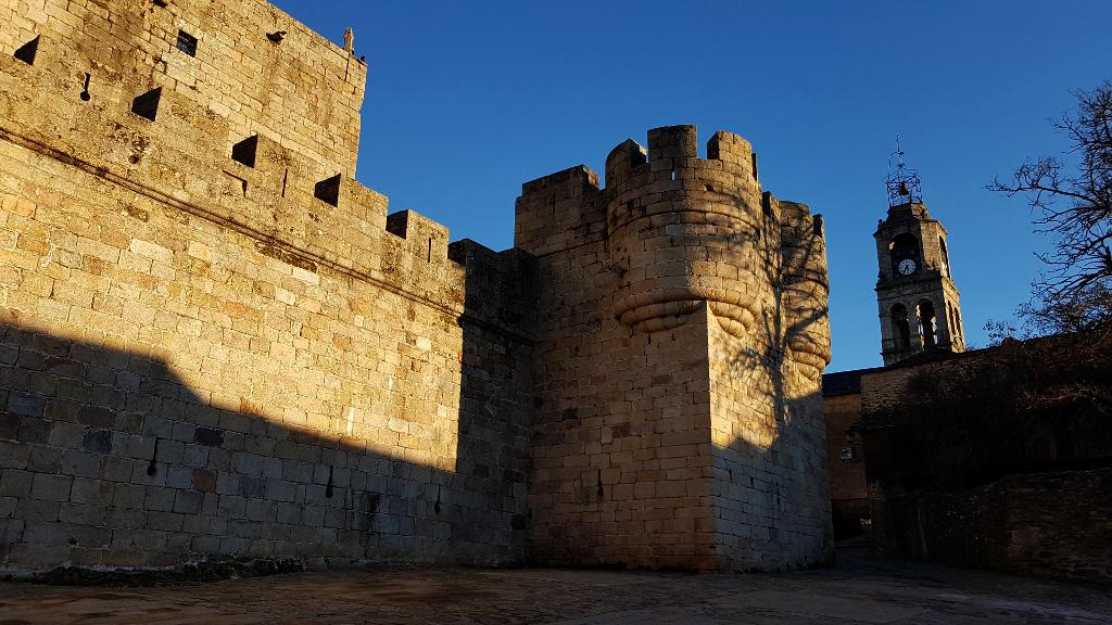 Castillo de Puebla. Parque Natural de Sanabria-Zamora