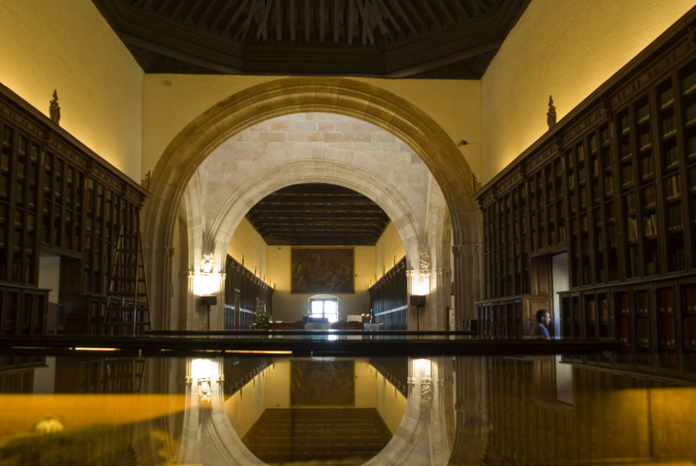 Biblioteca del Hospital Real-Granada
