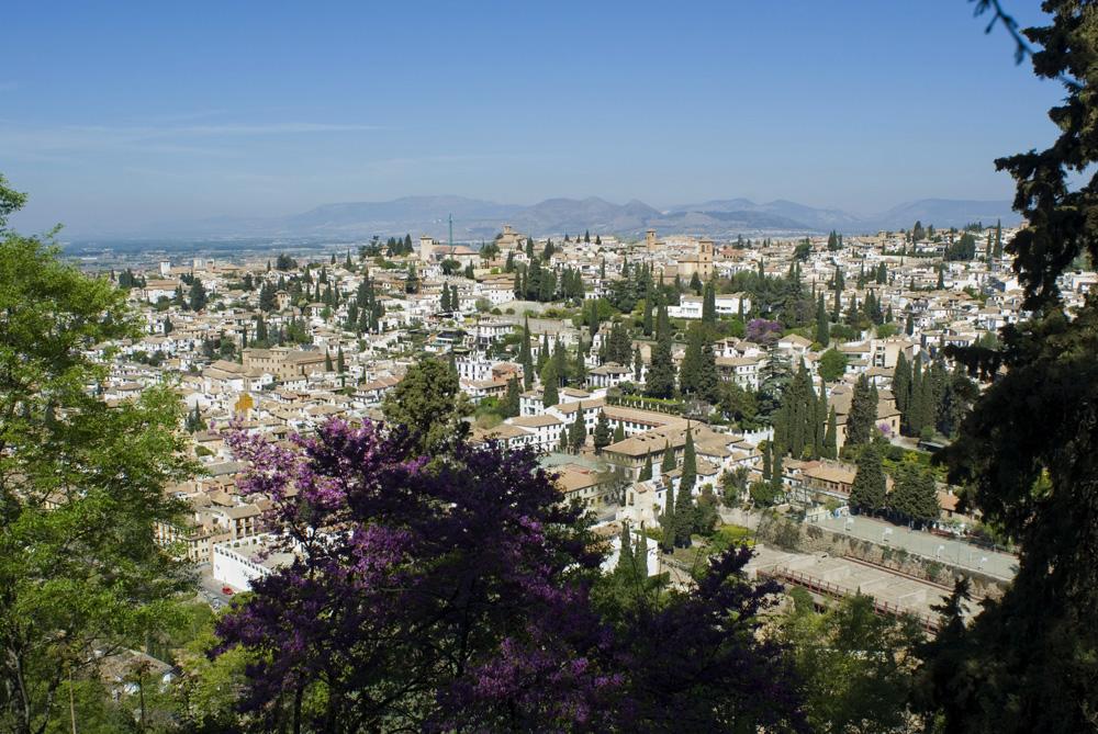 Brrio del Albaycín-Granada