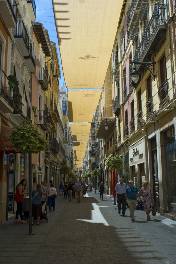 Calle Mesones-Granada